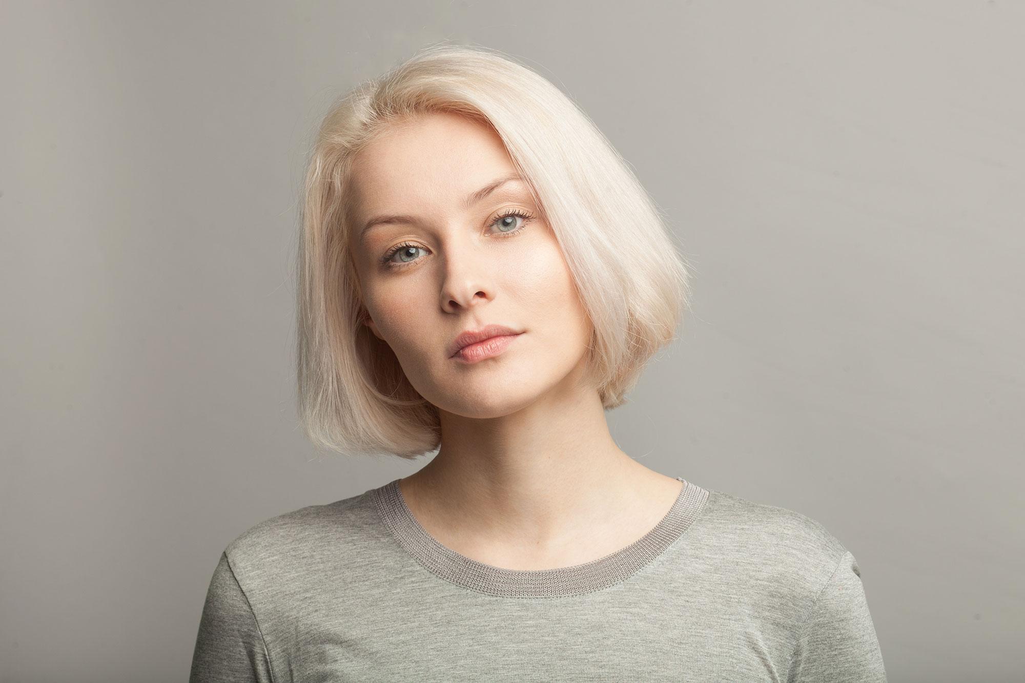 light skin type