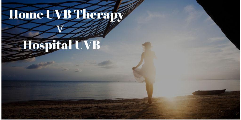 Home UVB v Hospital UVB Therapy