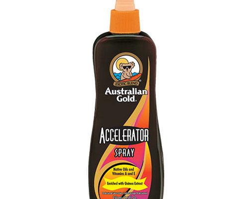Australian Gold Accelerator lotion/spray
